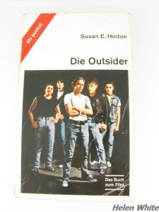 Die Outsider by Susan E Hinton