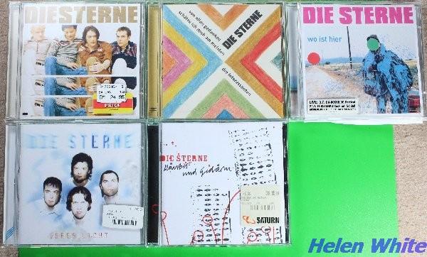 My CDs by Die Sterne